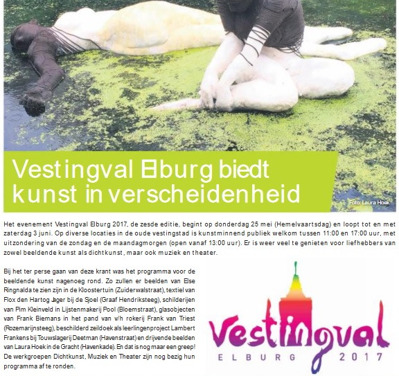 Vestingval Elburg